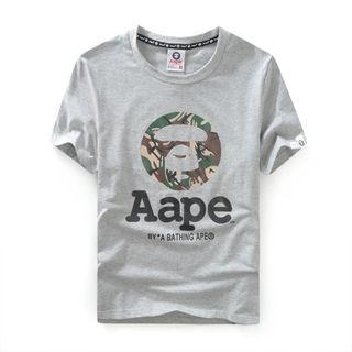 メンズ レディース AAPE Tシャツ