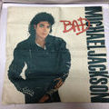 マイケルジャクソン クッションカバー 45㎝×45㎝ BAD
