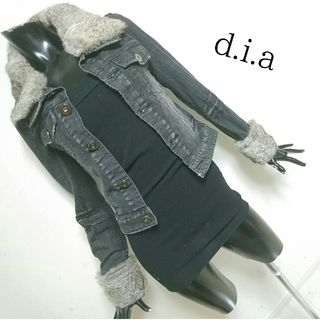 d.i.a*ラビットファーGジャン