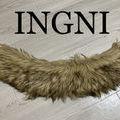 INGNI ファーマフラー