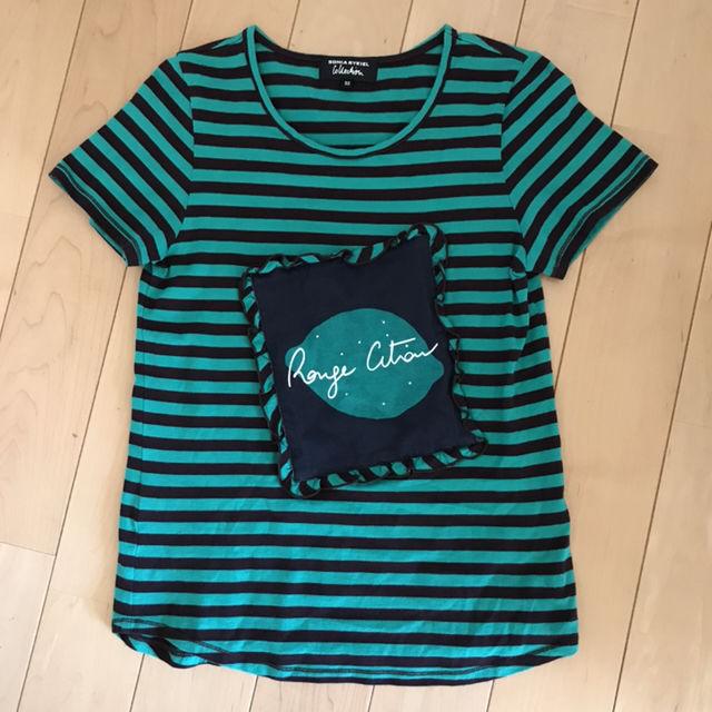 Tシャツ(SONIA RYKIEL(ソニアリキエル) ) - フリマアプリ&サイトShoppies[ショッピーズ]