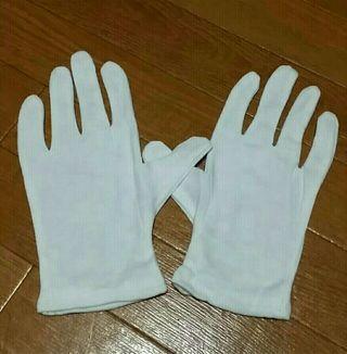 綿 手袋(L)