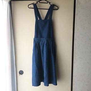 The EMPORIUM サロペットスカート