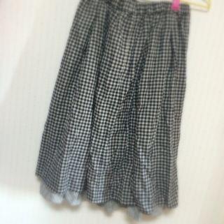 ゆるスカート