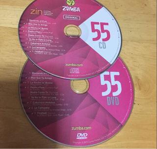 ズンバ CD DVD