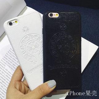 クロムハーツ iphoneケース 2色