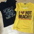 Tシャツ二枚セット
