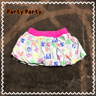 Party Partyスカート
