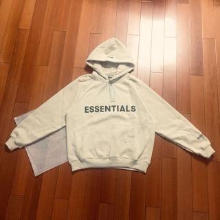 サイズXLベージュfog essentials パーカー