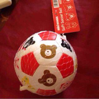 ミキハウスサッカーボール