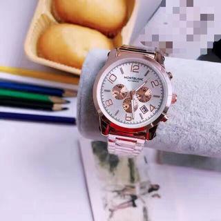新品入荷 Montblancの素敵な腕時計