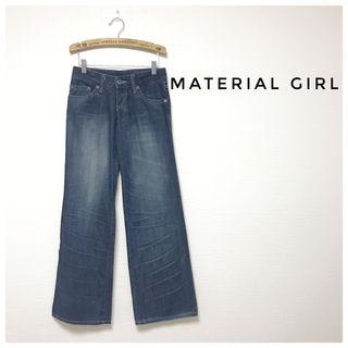 14美品MATERIAL GIRL シンプル ゆったり