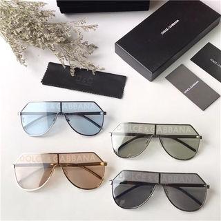 D&G紫外線カットメンズレディースメガネ サングラス