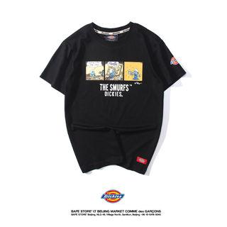 Dickies 男女兼用/人気半袖 Tシャツ-15