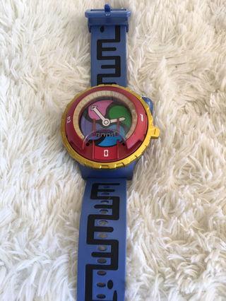 妖怪ウォッチ  腕時計