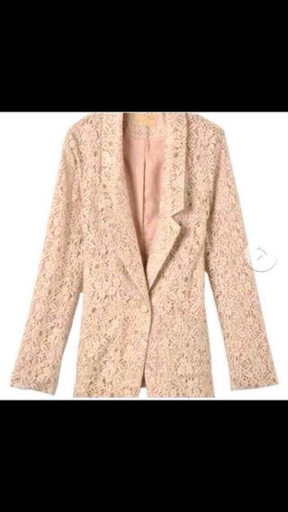 マリーココレースジャケット