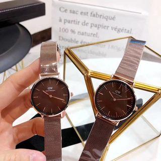 【早い者勝ち】DW カップルウォッチ 超人気腕時計