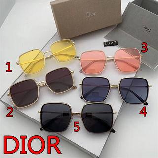 Dior レディース用 サングラス 箱付 多色 a07