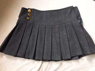 Lil'malv ミニスカート プリーツスカート