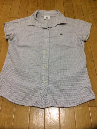 LACOSTEシャツ