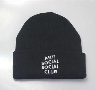 アンチソーシャルソーシャルクラブ/超人気/男女帽子5048
