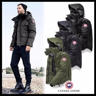 国内発送 カナダグース ダウンジャケット 防寒 高質