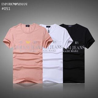 新品 ARMANI Tシャツ ピンク入荷 3色在庫 国内発送