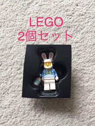 新品 レゴ イースターバニー うさぎ レア