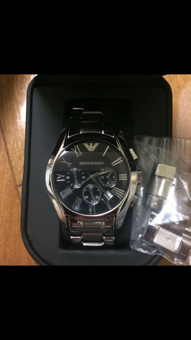 腕時計(Emporio Armani(エンポリオ・アルマーニ) ) - フリマアプリ&サイトShoppies[ショッピーズ]