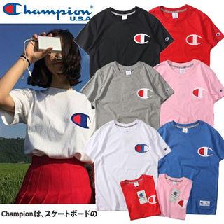 Champion 人気 Tシャツ 男女兼用