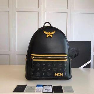 未使用品MCMヘリテージリュックバッグ