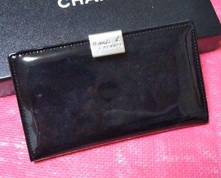 未使用アニエスベー二つ折り財布