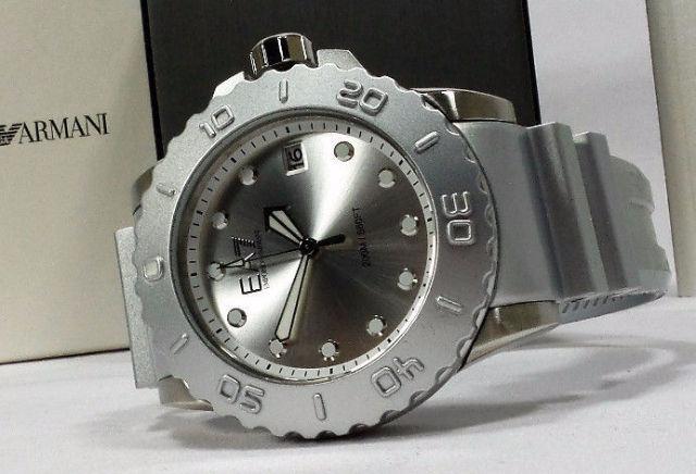 エンポリオアルマーニEA7EMPORIOARMANI腕時計(Emporio Armani(エンポリオ・アルマーニ) ) - フリマアプリ&サイトShoppies[ショッピーズ]