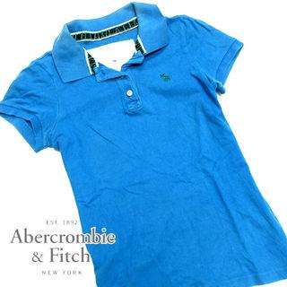 アバクロンビー&フィッチ レディース 半袖ポロシャツ X9