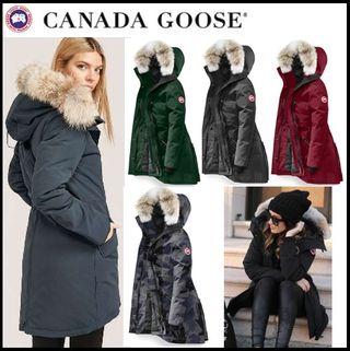 秋冬の人気カナダグース限定発売ダウンコートx22