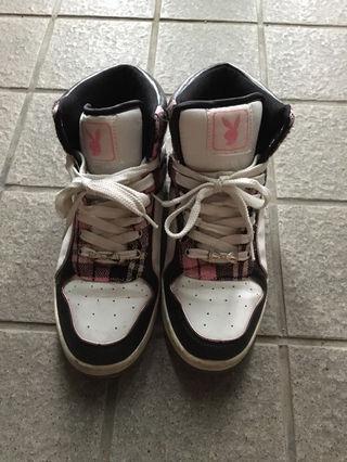 プレイボーイ 靴