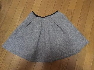 M.deux エムドゥ ボリュームスカート Mサイズ 可愛い