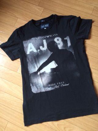 アルマーニジーンズ Tシャツ