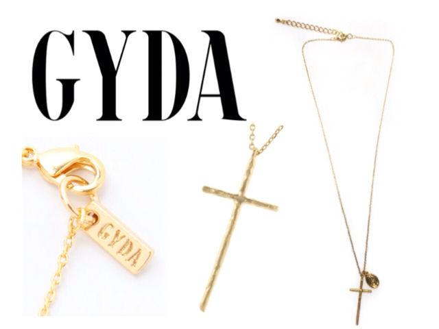 GYDA ネックレス