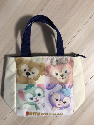 ダッフィーフレンズのバッグ