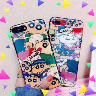 クレヨンしんちゃん iPhoneケース