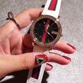 グッチ腕時計 男女兼用 白/赤/黒選択可 b69