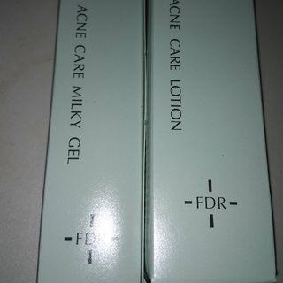 FANCL アクネケア化粧水&乳液