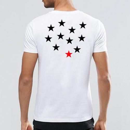ライズリヴァレンス 11スター Tシャツ wht