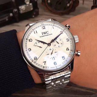 【早い者勝ち】 I W C 大人気 自動巻き 腕時計