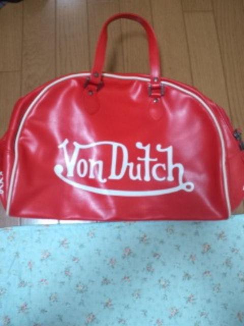 ボストンバック(Von Dutch(ボンダッチ) ) - フリマアプリ&サイトShoppies[ショッピーズ]