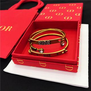 爆売り 可愛い新品 Dior ブレスレット 早い者勝ち