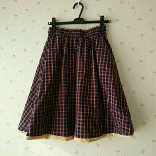 ナイスクラップリバーシブルスカート