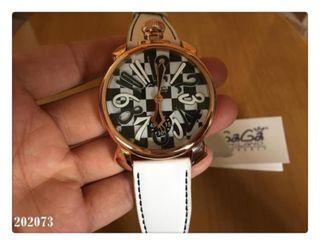 大人気G。aga 腕時計
