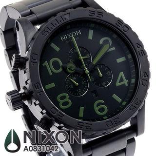 ニクソン 51-30 CHRONO腕時計 A083-1042